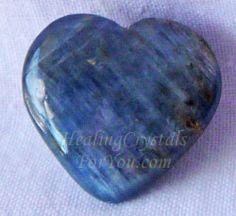 There are other colors of Kyanite apart from Blue, and although they have similar properties there are some differences in their use. Description from healing-crystals-for-you.com. I searched for this on bing.com/images
