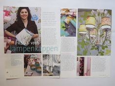 Digitale Bibliotheek: 2july15 Make your own lampshades  some re-use/ rec...