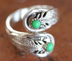 Navajo Gaspeite Ring