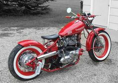 650cc Triumph 1965