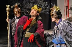 All's Well That Ends Well | Vantage Shanghai As one of China's most celebrated directors, Dr. Wang Xiaoying brought a Chinese drama troupe to perform Shakespeare's Richard III at the Globe Theatre in London.