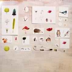 Jana Nachlingerová Magic Art, Photo Wall, Sad, Illustrations, Frame, Decor, Picture Frame, Photograph, Decoration