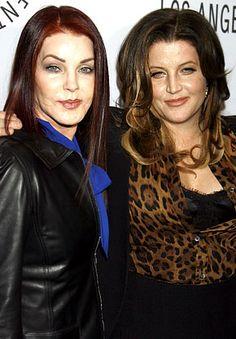 Priscilla and Lisa