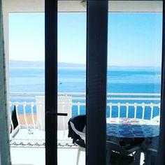 summer view #summer #sea #holiday #croatia #verano #vacaciones #mar