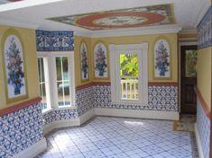 Dollhouses by Robin Carey: The Coral Island House