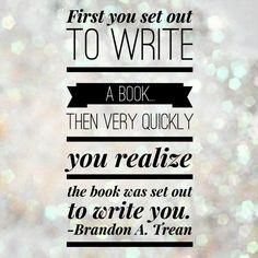 A book writer