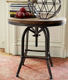 Weldon Side Table from Pottery Barn