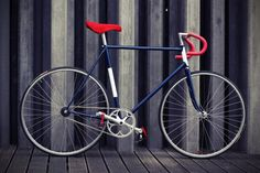 "Biascagne Cicli ""Forgood 2012"" Fixed Gear Bike ""Allez!"""
