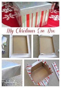 my christmas eve box