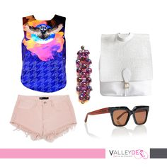 Valleydez fashion look