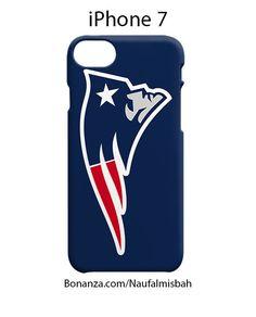New England Patriots Logo iPhone 7 Case Cover Wrap Around