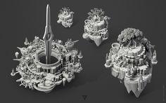 ArtStation - 3d Assets, Igor Kreinin