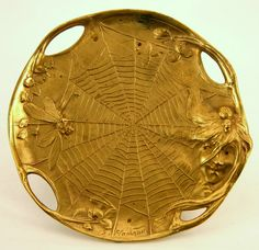 89 Best C 1900 Spiderwebs Amp Spiders Images On Pinterest Art Nouveau Hand Spinning And Spiders