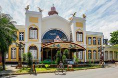 Estação Capiba - Museu do Trem, no Centro do Recife.
