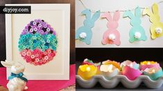 48 DIY Easter Decorations You Need Right Now | DIY Joy Projects and Crafts Ideas