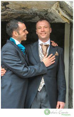 Gay Wedding Old Portsmouth, Hampshire - Mr & Mr couple portraits  Copyright:  www.alishaseventsphotography.co.uk