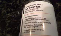 Majestic Pure Oils: Fractionated Coconut Oil #Review #MajesticPure | WOM-derful