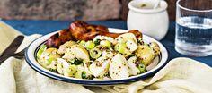Dijon-perunasalaatti