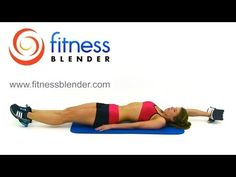 Weight Training for Fat Loss – 33 Minute Functional Strength Training Workout. 3 rounds of about 10 exercises.