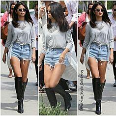 #selenagomez #TaylorSwift #justinbieber #kendalljenner #harrystyles #kyliejenner #fashion #style #celebrity #look #lookbook #disney #music #shakeitoff #feminism #beautiful #gorgeous #trend #trendy #chic #ootd #outfit #instafashion #instastyle #stylish #accessories #heels #shoes #model #supermodel... - Celebrity Fashion