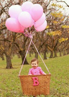 1st birthday ideas! | Unique Photos