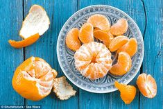 Can you spot the clementine from the tangerine, satsuma, ponkan and daidai? A new study says we can't identify our Christmas clementine from a picture
