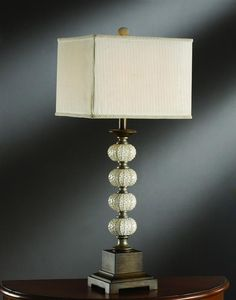 Crestview Collection CVATP850 Seagrove Table Lamp 13/13 X 13/13 X 11