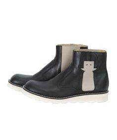 Ne-netの【先行予約】(S)こけしサイドゴア(ブーツ)です。こちらの商品はZOZOTOWNにて通販購入可能です。