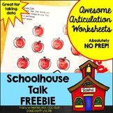 Schoolhouse Talk! Ar