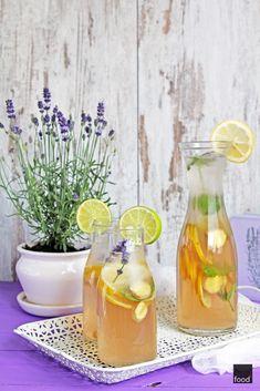 food²: Lemoniada lawendowa