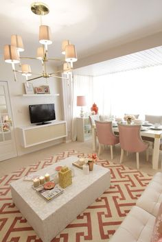 Living Room  via Ana Antunes Home Styling
