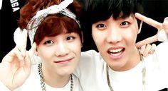 Min Suga & J-Hope <3