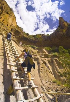 Undiscovered National Parks, Monuments: Bandelier National Monument, N.M.