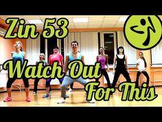 Zumba Samara - Watch Out For This Zin 53 - YouTube