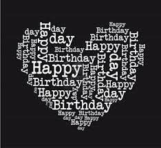 Happy Birthday Heart!!