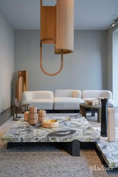 Delcourt Collection at Spotti Milan Design Week 2019 Photo Nick Hughes French Furniture, Table Furniture, Cool Furniture, Furniture Design, Furniture Movers, Inexpensive Furniture, Garden Furniture, Office Furniture, Living Room Interior