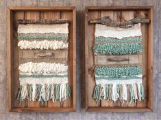 Artículos similares a Woven wall hanging en Etsy Weaving Textiles, Weaving Art, Loom Weaving, Tapestry Weaving, Hand Weaving, Weaving Wall Hanging, Textile Fiber Art, Nature Crafts, Woven Fabric