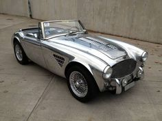 1962 Austin-Healey 3000 MkIIa 450hp 6.0 LS2 V8..Re-Pin Brought to you by #houseofinsuranceEugene