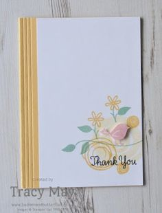 Nicole Bonar Independent Stampin' Up!® Demonstrator Australia: Crazy Crafters July Blog Hop with Special Guest Tracy May