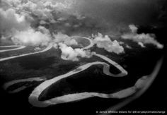 #DYK that our  has lost half of its wetlands to date since 1900? :o Photo by James Whitlow Delano for Everydayclimatechange