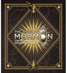 Coffee Table Book l http://www.bookofmormonbroadwaystore.com