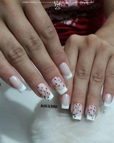 Nude Nails, Nail Manicure, My Nails, Manicures, Nail Swag, Indigo Nails, Wedding Nails Design, Nails Inspiration, Nail Designs
