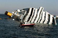 Costa Concordia Sinking