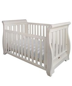 boori country sleigh 3 in 1 cotbed soft white nursery nursery furniture baby nursery furniture kidsmill malmo white