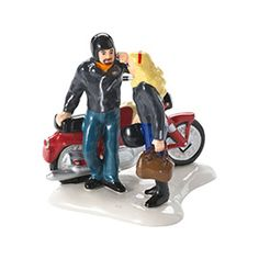 """Department 56: COLLECTING - """"Harley® Road Trip!"""" - New Introductions"""