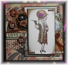 des plumes, des fleurs et des perles Craft, Home Decor, Feathers, Bead, Cards, Flowers, Homemade Home Decor, Creative Crafts, Do It Yourself