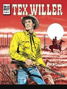 Vuoden tunnelmallisin Tex-kansi? Nyt lehtipisteissä! #sarjisparhaus #TexWiller