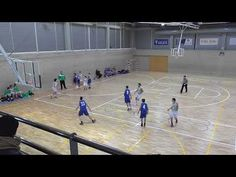 Helios Infantil A baloncesto Olivar infantil A 6º partido de liga 2 Cuarto.