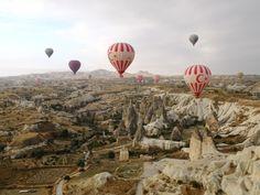 Balloon Ride - Cappadocia, Turkey