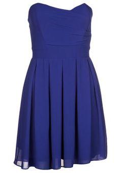 Robes de soirée TFNC ELIDA - Robe de soirée - cobalt blue bleu